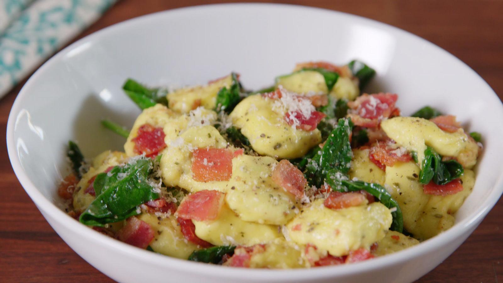 low carb gnocchi recipe