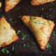 Low Carb Indian Vegetable Samosas